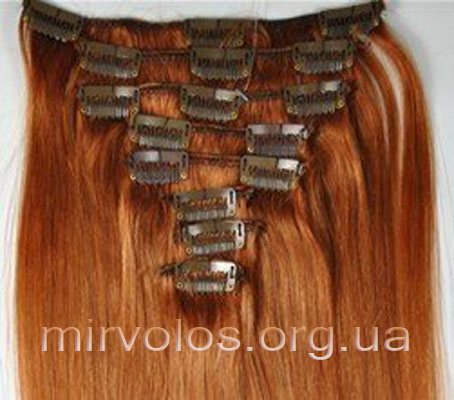 Волосы на заколках днепропетровск купить